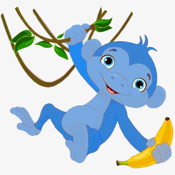 No More Blue Monkeys