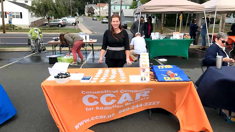 CCAR Cathy B Manchester Community Resource Center