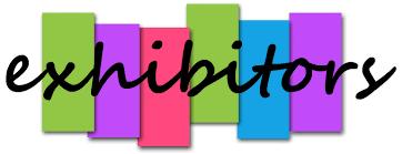 Multicolor Exhibitor Logo