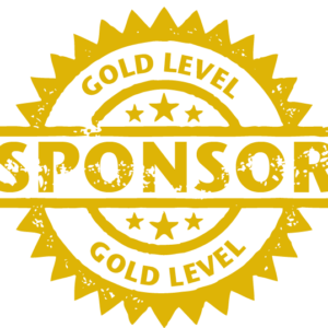 Gold Level Sponsor PNG Icon