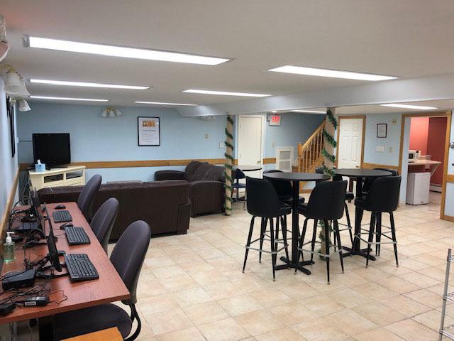 CCAR Machester Office Interior