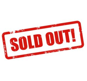 Red Sold Out Logo