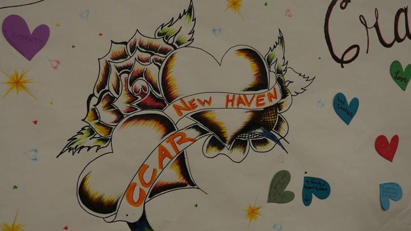 CCAR New Haven Art